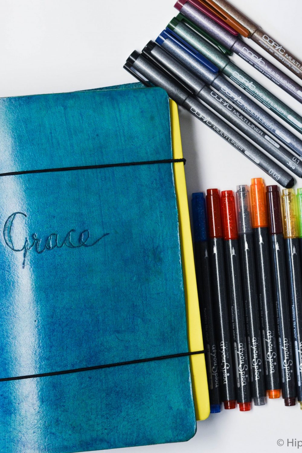 The Best Markers for Bullet Journaling