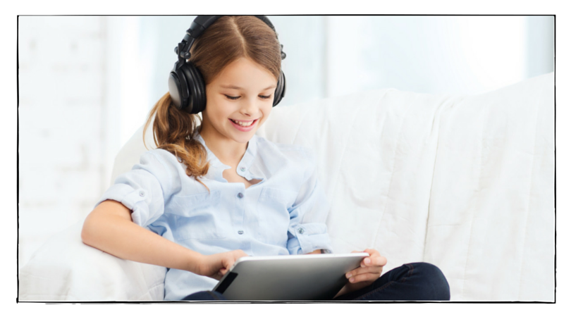 Fun Audio Stories for Home and On-the-Go!
