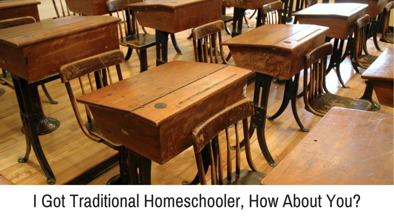 Traditional Homeschooling