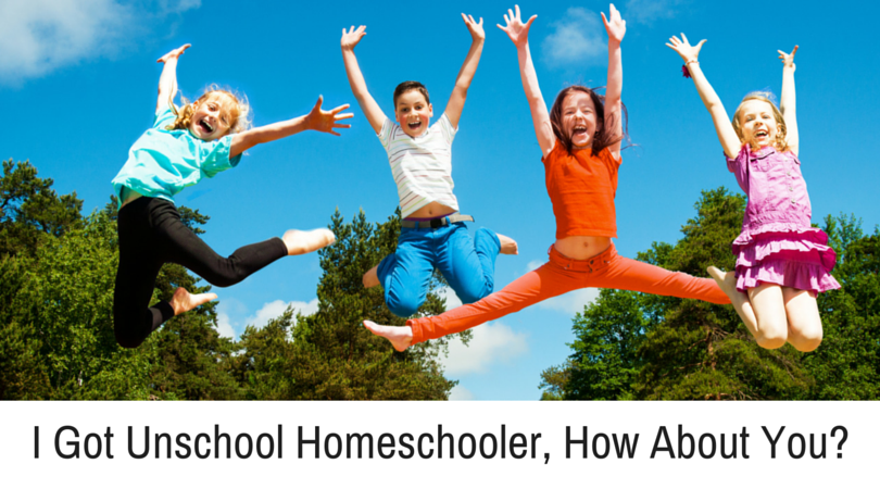 Unschooling Homeschool: What is it?