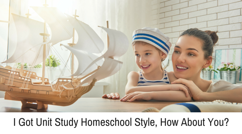 Unit Study Homeschooling