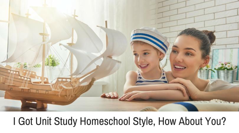 Unit Study Homeschooling