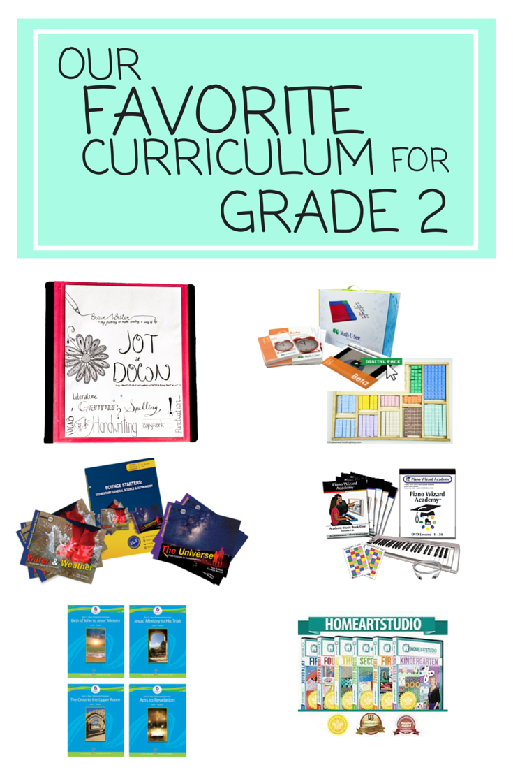 Our Favorite Curriculum for Grade 2 | homeschool curriculum for grade 2 | grade 2 homeschool curriculum | homeschool curriculum for grade 1 | grade 1 homeschool curriculum | homeschooling grade 1 | homeschooling grade 2 | grade 2 math | grade 2 language arts | grade 2 writing | grade 2 science | grade 2 bible curriculum | grade 2 art program | elementary art | elementary science | elementary math curriculum