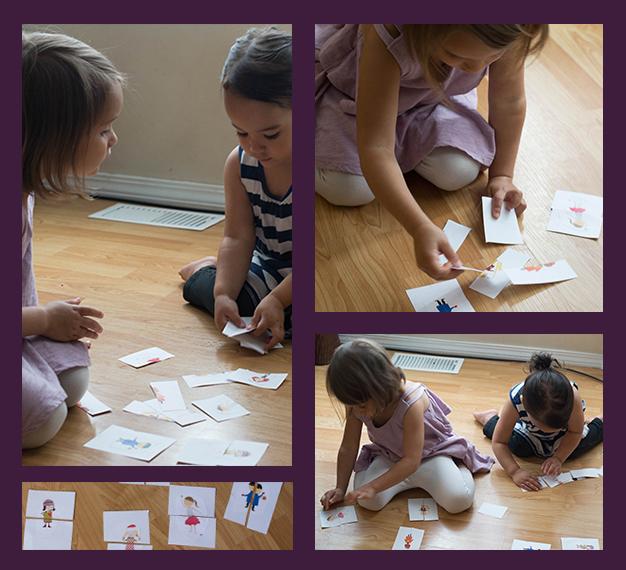 Winter Promise Charlotte Mason Inspired Preschool Program