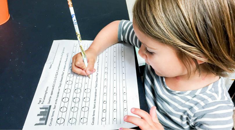 Charlotte Mason Preschool Curriculum