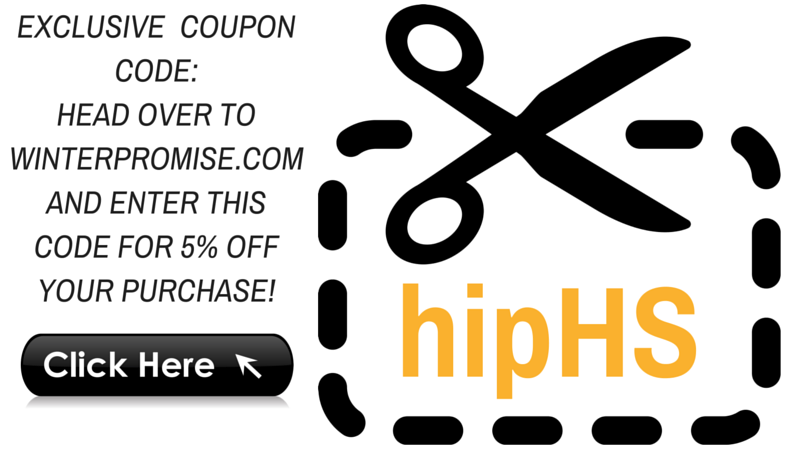 Winter Promise Coupon Code: hipHS Click for 5% off!