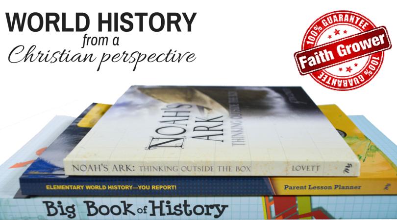 Christian world history