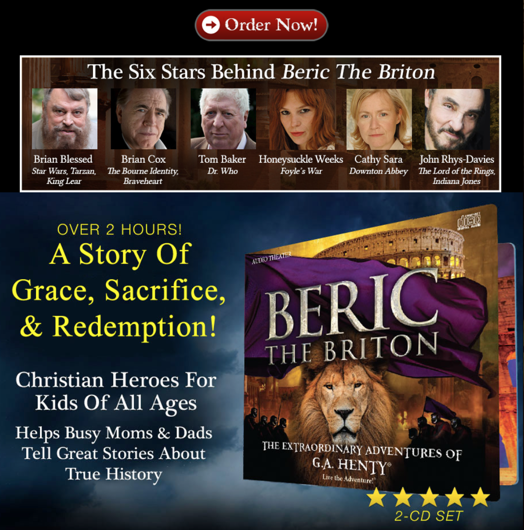 Beric the Briton Audio Adventure