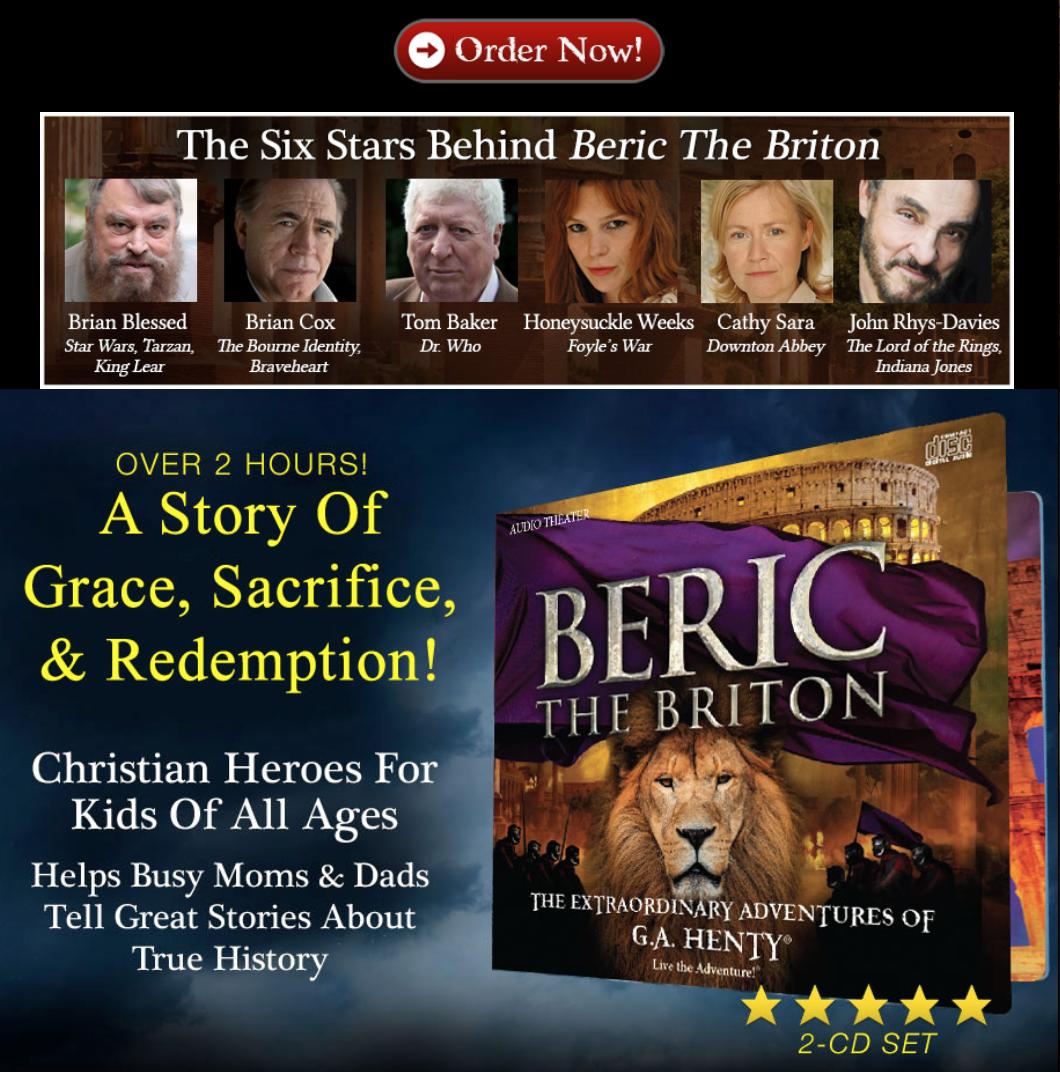 Beric the Briton Audio Adventure
