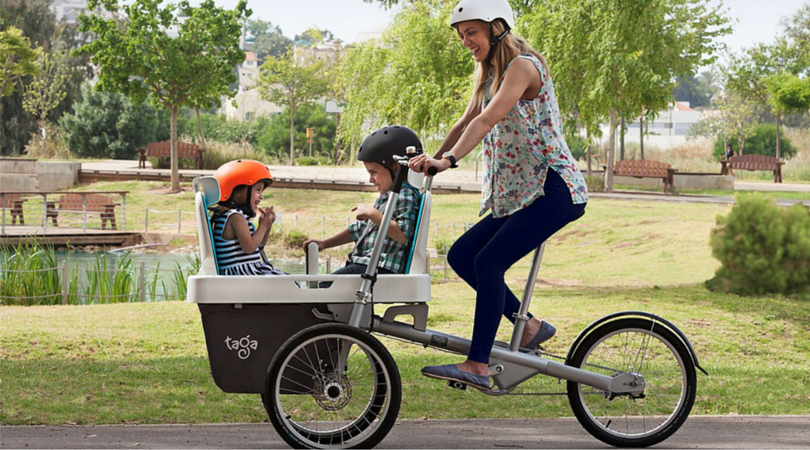 The Family Bike Ride will Never Be the Same!