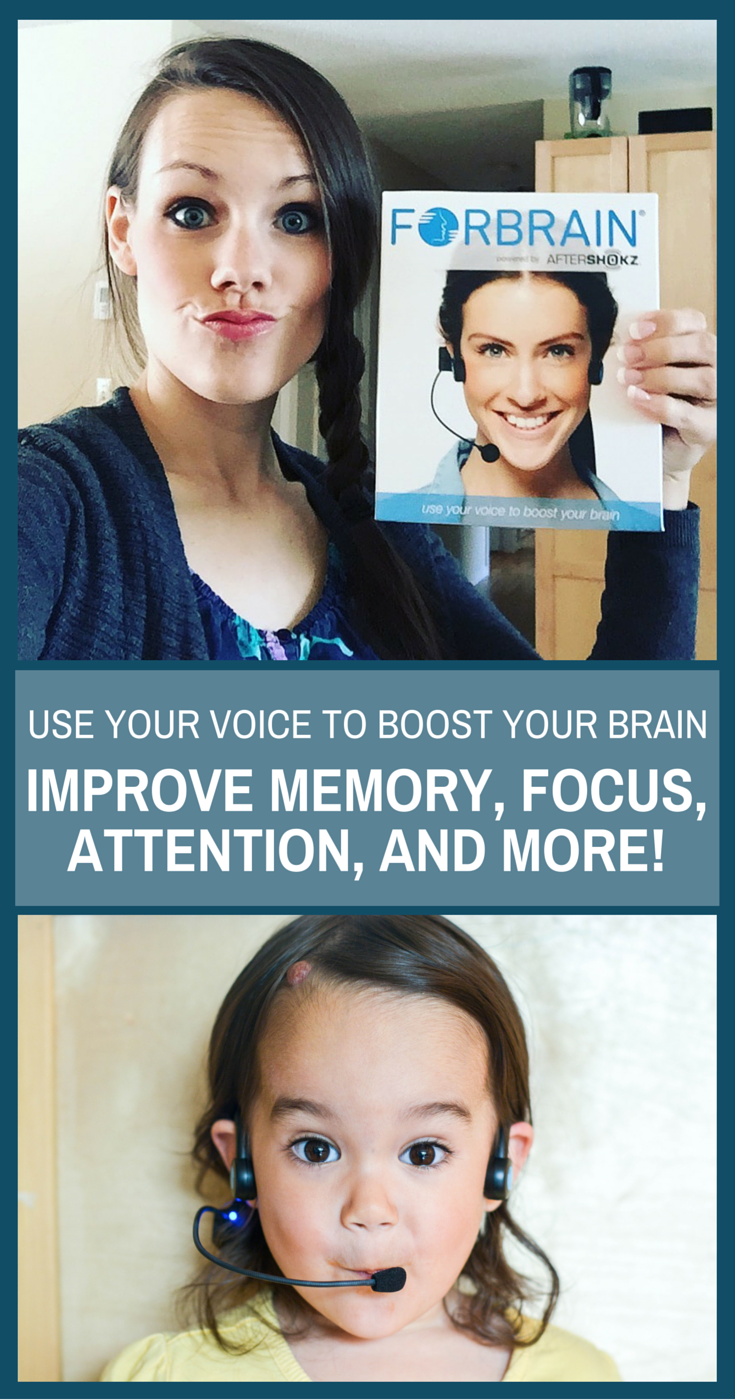 Use your voice to boost your brain_ Memory, Focus, Attention, and more! Forbrain | Audio Processing Disorder | Sensory Processing Disorder | ADD | ADHD | brain boost | train your brain | special needs homeschooling | speech therapy | home speech therapy
