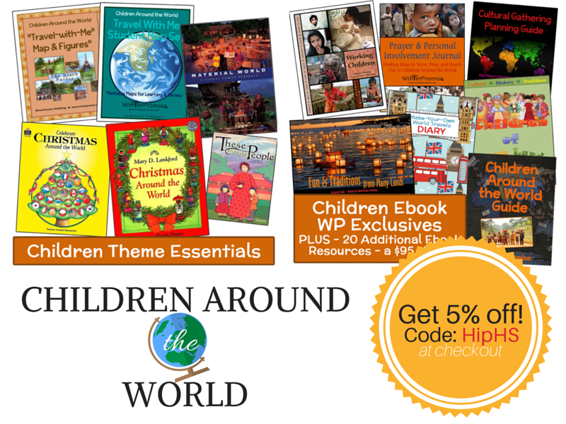 World Schooling with Children Around the World
