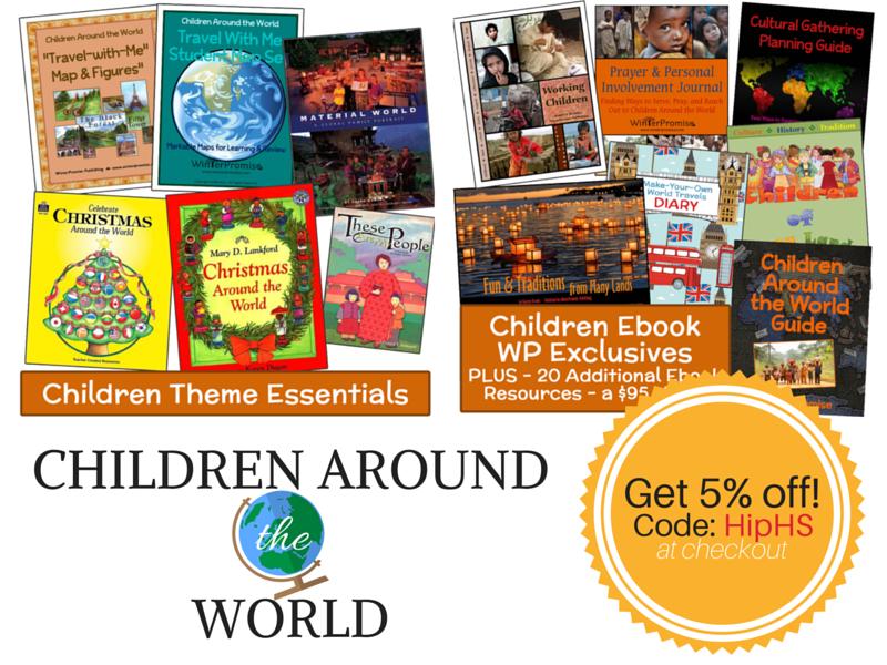 World Schooling with Children Around the World