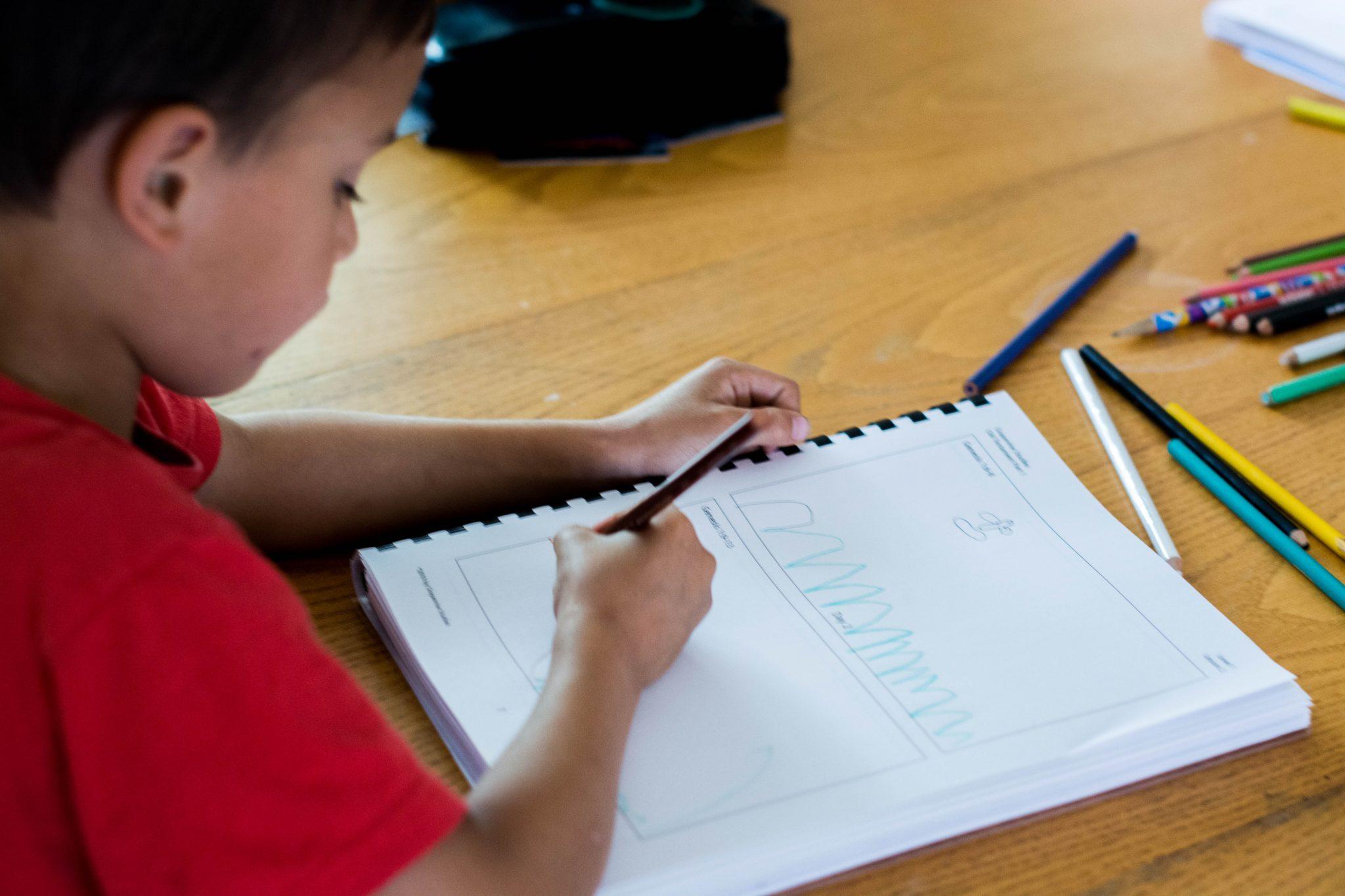 Bible curriculum: drawing through the Bible