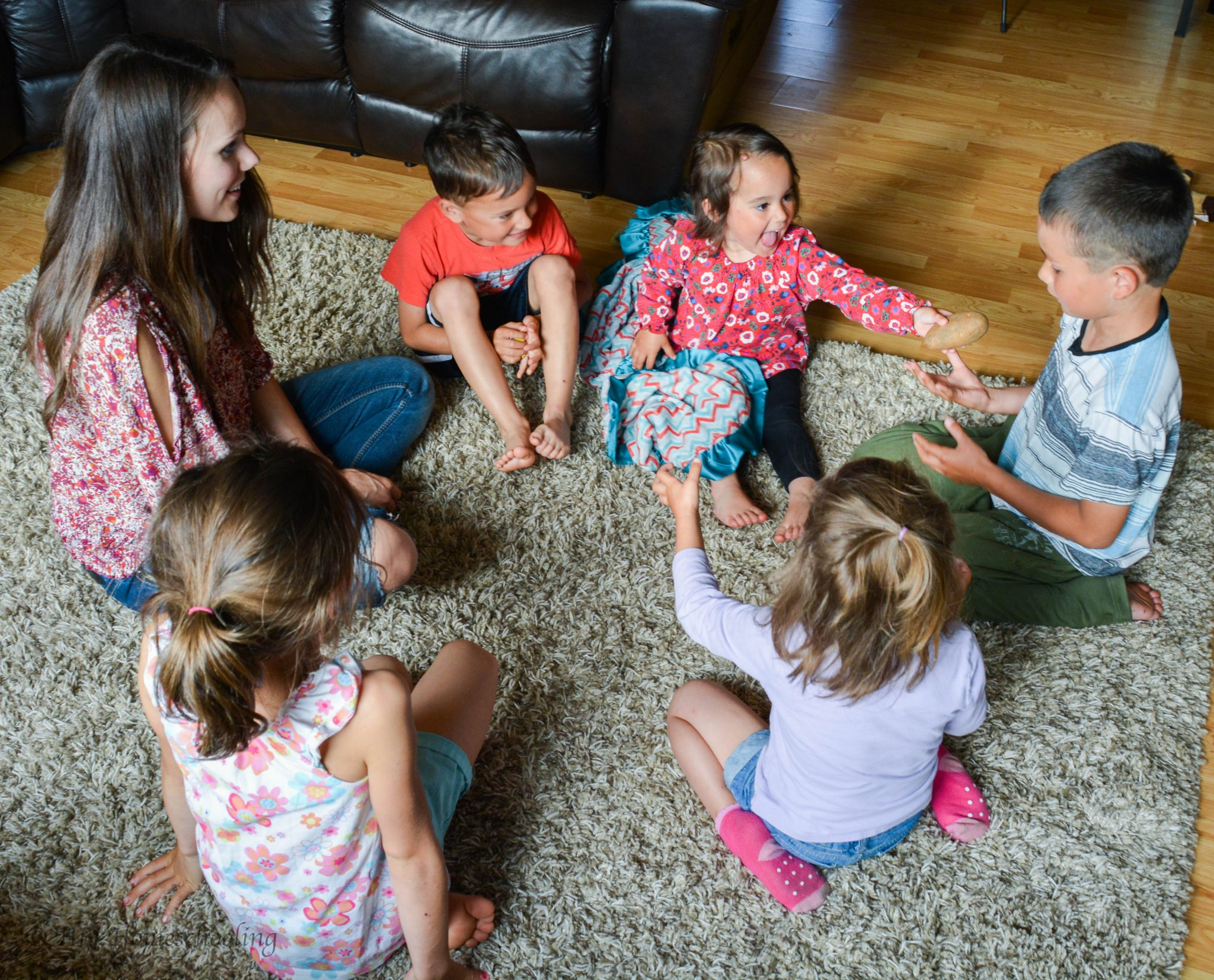 World Schooling from Home: Our Irish Festival