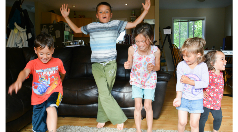 World Schooling… from Home!