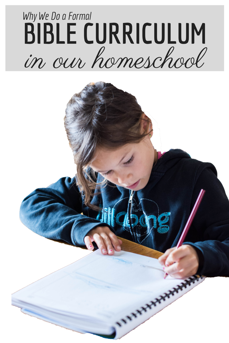 Why we do a formal Bible curriculum in our homeschool | bible curriculum | bible program | bible for kids | homeschool bible | homeschooling bible | homeschool | homeschooling | homeschool curriculum | grapevine studies | hands on curriculum | christian homeschool | christian homeschoolers