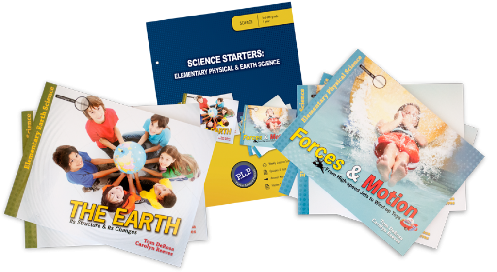 homeschool science curriculum: Science Starter Sets
