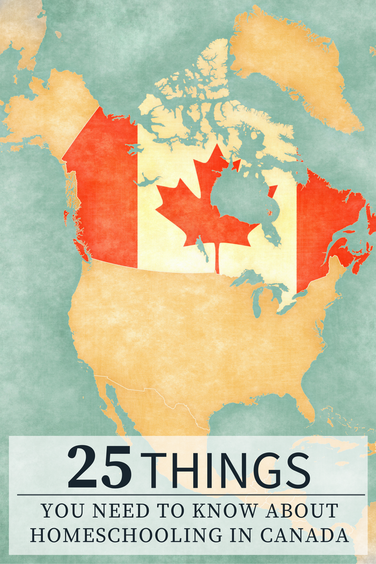 25 things you need to know about homeschooling in canada