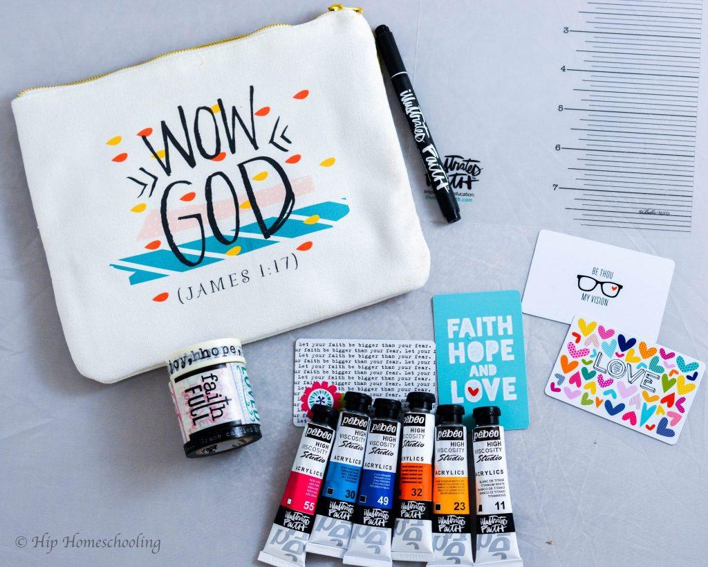 womens devotional and bible journaling supplies
