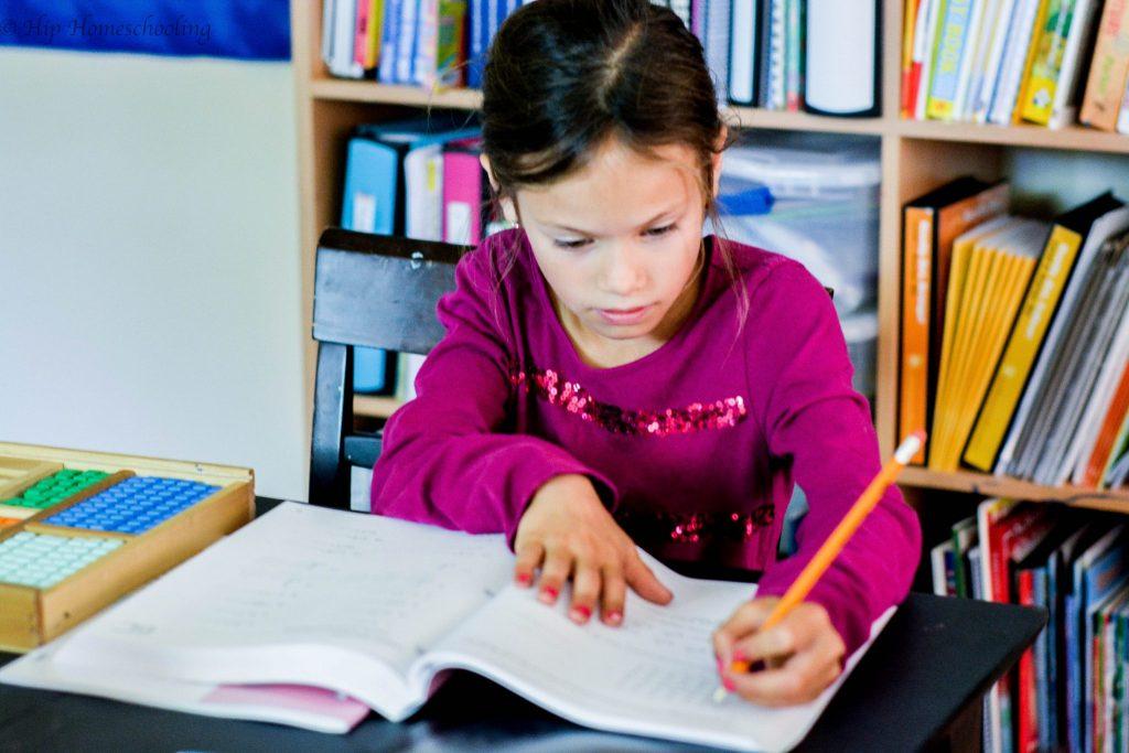 homeschooling math