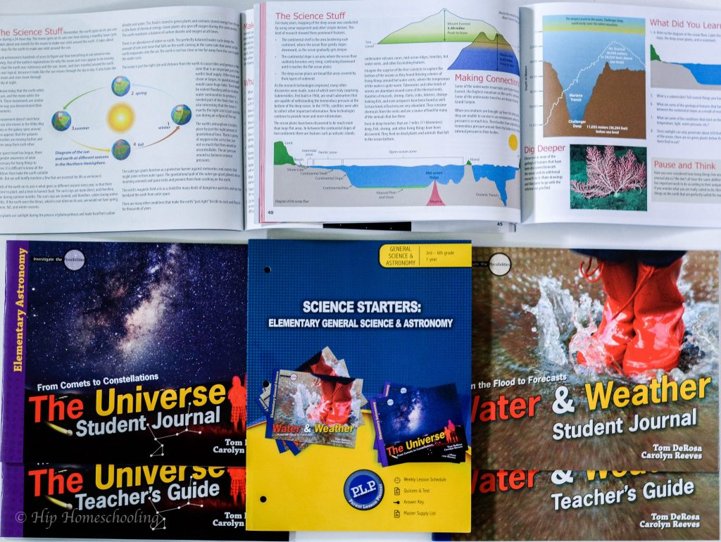 hands on science curriculum for the whole family