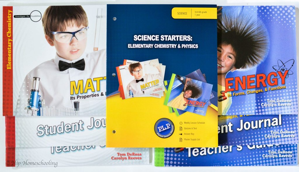 Hands on Science: Science Starters (what's included?)
