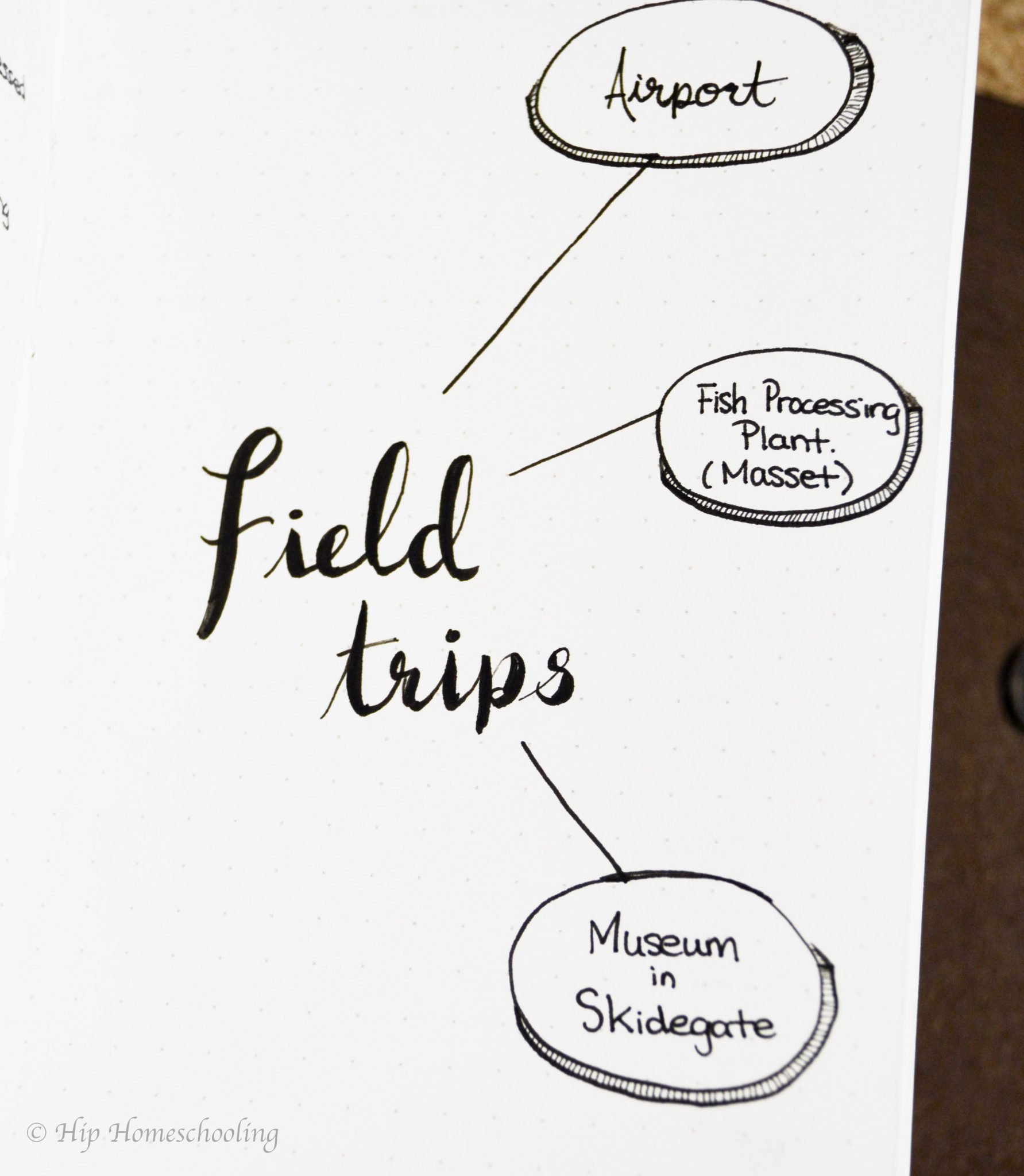 Homeschool Planning: Field Trip Collection