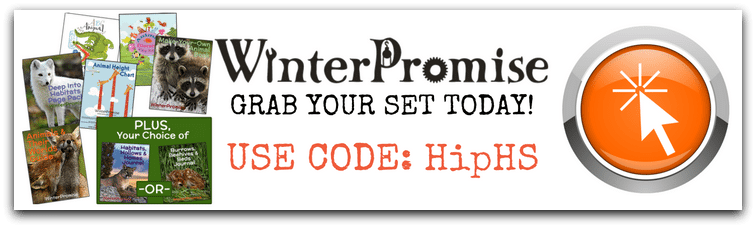 Shop WinterPromise Nature Study and MORE!
