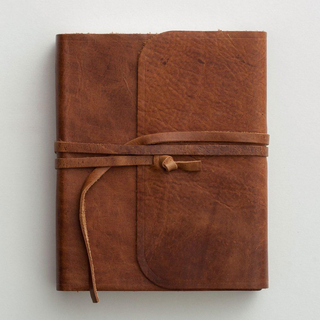 Leather ESV Journaling Bible