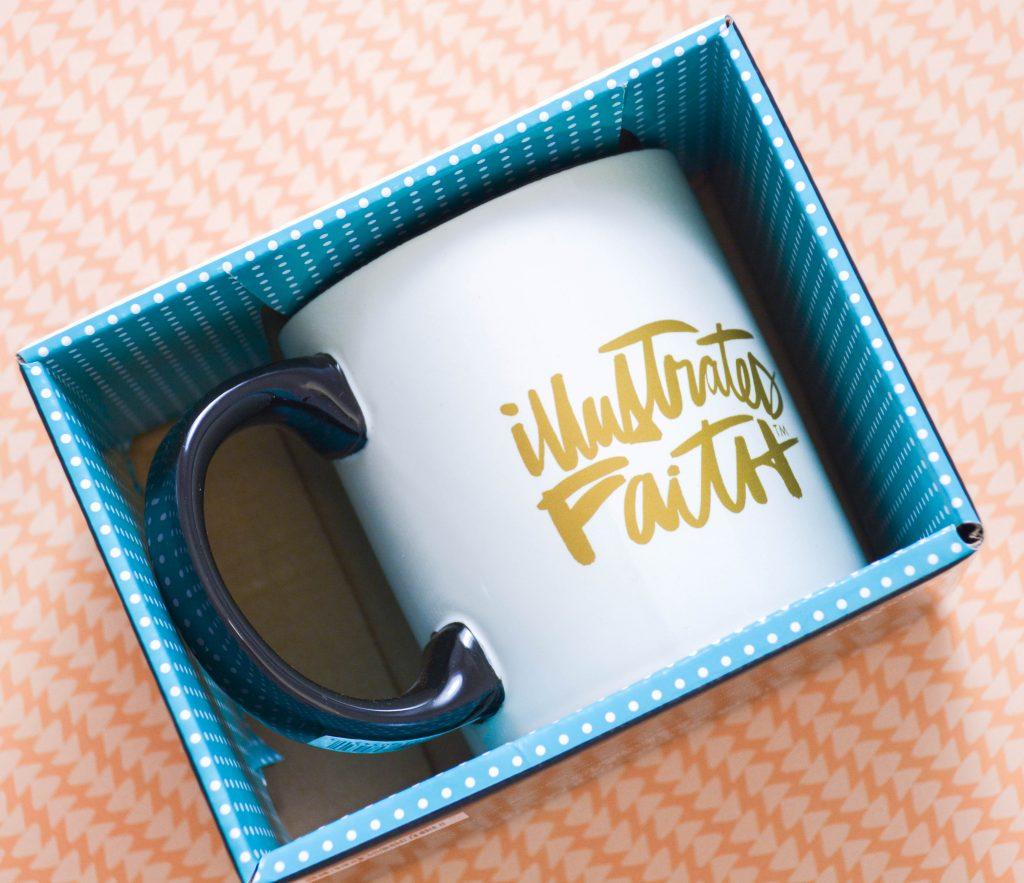 Illustrated Faith Mug
