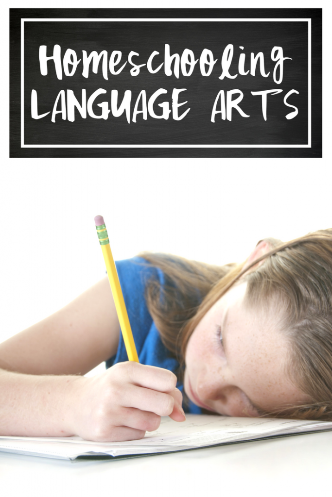 Homeschooling Language Arts in a way that doesn't overwhelm our kids! Teaching writing | teaching reading | homeschool writing | homeschool reading | elementary language arts | elementary writing | elementary reading | brave writer | brave writer lifestyle | how to teach reading | how to teach writing | homeschool encouragement | homeschool tips