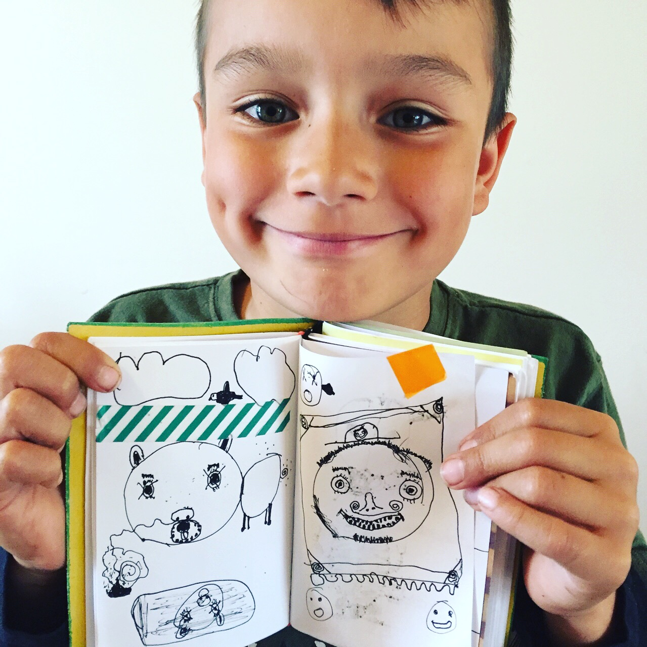 Child Directed Learning with Journaling