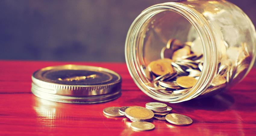 money-jar