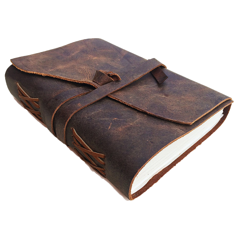 Leather Journal Stationary Giveaway