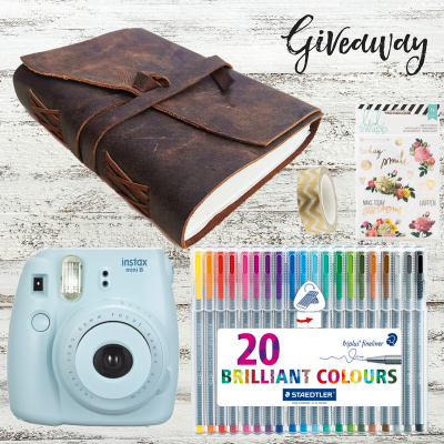 stationary giveaway