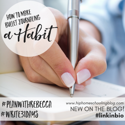 How to Make Bullet Journaling a Habit-3
