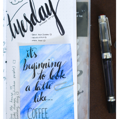 8 unique Bullet Journal Layout