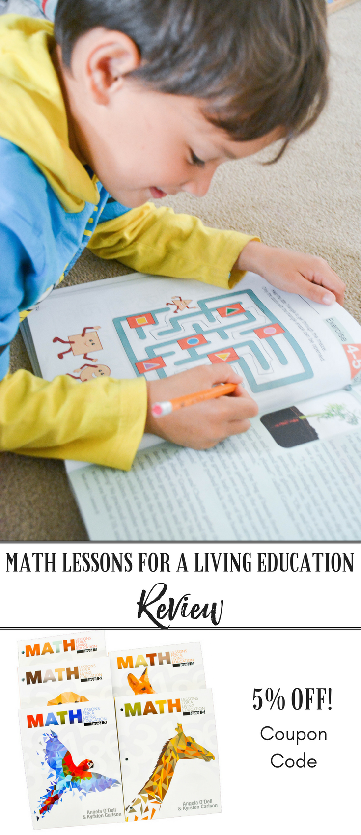 Math Lessons for a Living Education Review | Charlotte Mason Math | elementary math | elementary math curriculum | charlotte mason curriculum | homeschool math | homeschool math kindergarten | homeschool math 2nd grade | hands on math | christian curriculum | christian homeschooling | math curriculum | living math | fun math | story math | math through stories | special needs math | math for learning disability