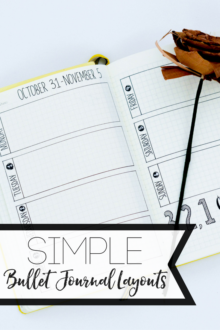 Simple Bullet Journal Ideas | simple bullet journal layout | simple bullet journal ideas | simple bullet journal weekly | simple bullet journal daily | simple bullet journal posts | simple bullet journal spread | simple bujo | minimalistic bullet journal | simple bullet journaling posts | simple bullet journaling ideas | simple bullet journaling notebooks
