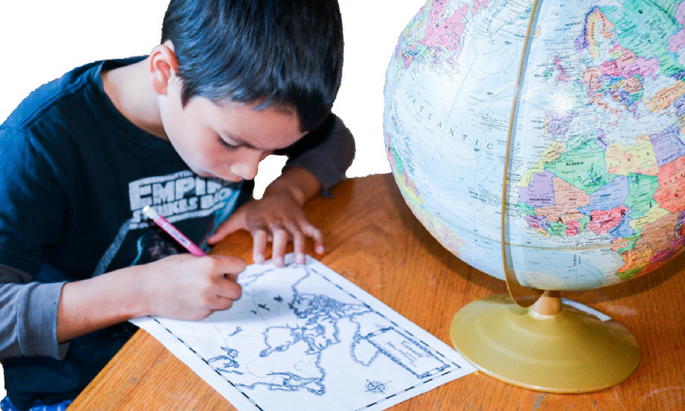 The Best Resource for Homeschool Geography