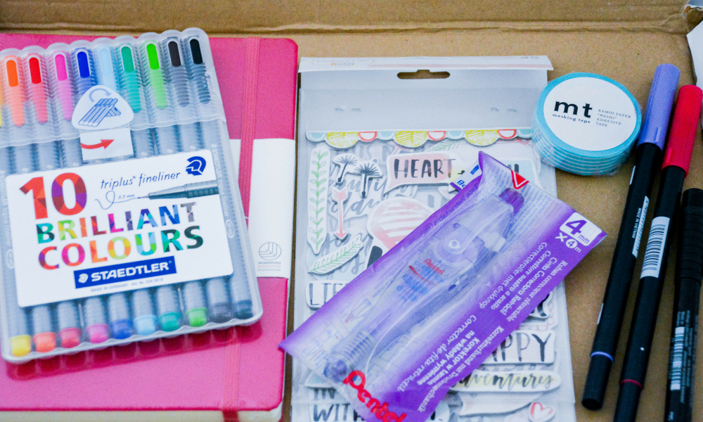 An Amazing Planner Subscription Box