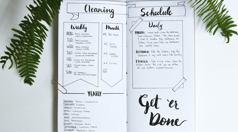 100+ Bullet Journal Collection Ideas