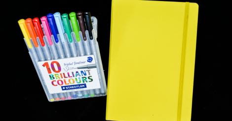 Bullet Journal Video: Take a Peek Inside my Traveler's Notebook!