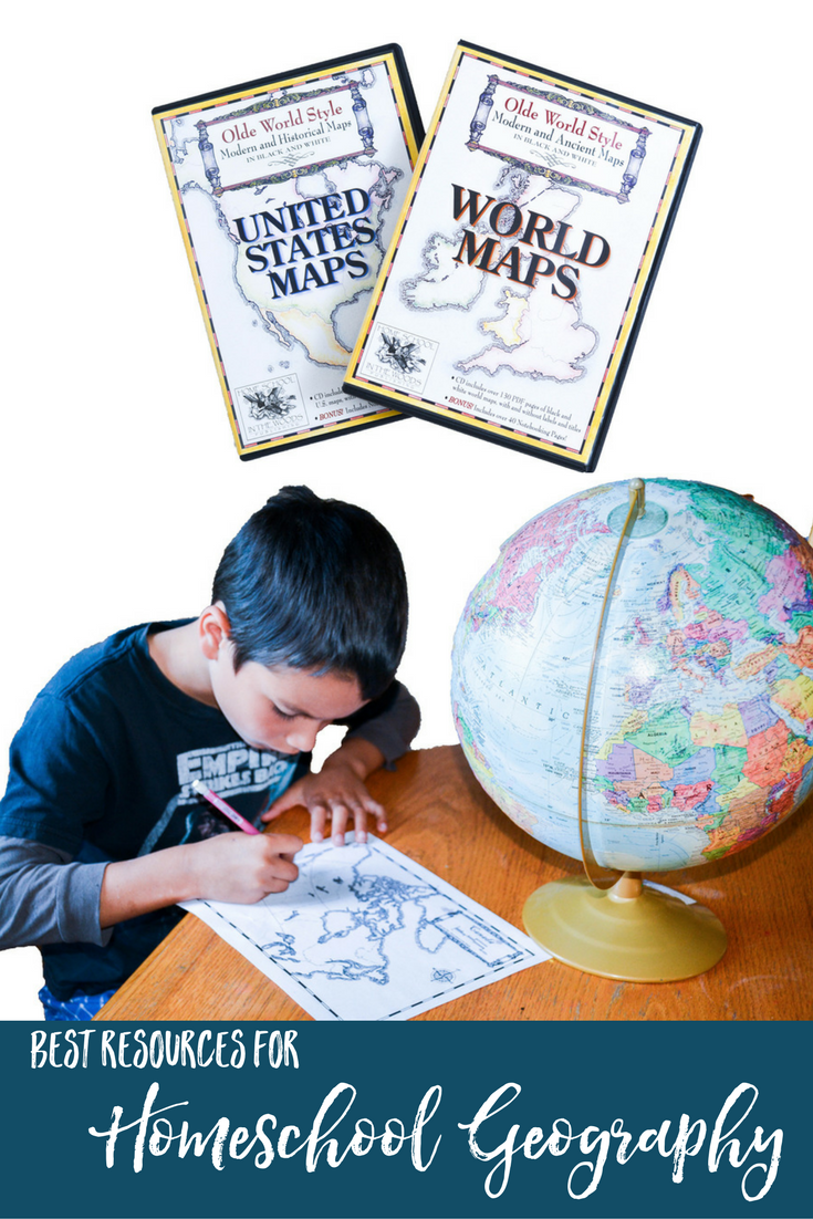 The Best Resource for Homeschool Geography. Home School Social Studies | homeschool social studies curriculum | homeschool social studies u.s. states | homeschool social studies ideas | homeschool social studies map skills | mapwork activities | homeschool geography curriculum | homeschool geography map skills | homeschool geography ideas
