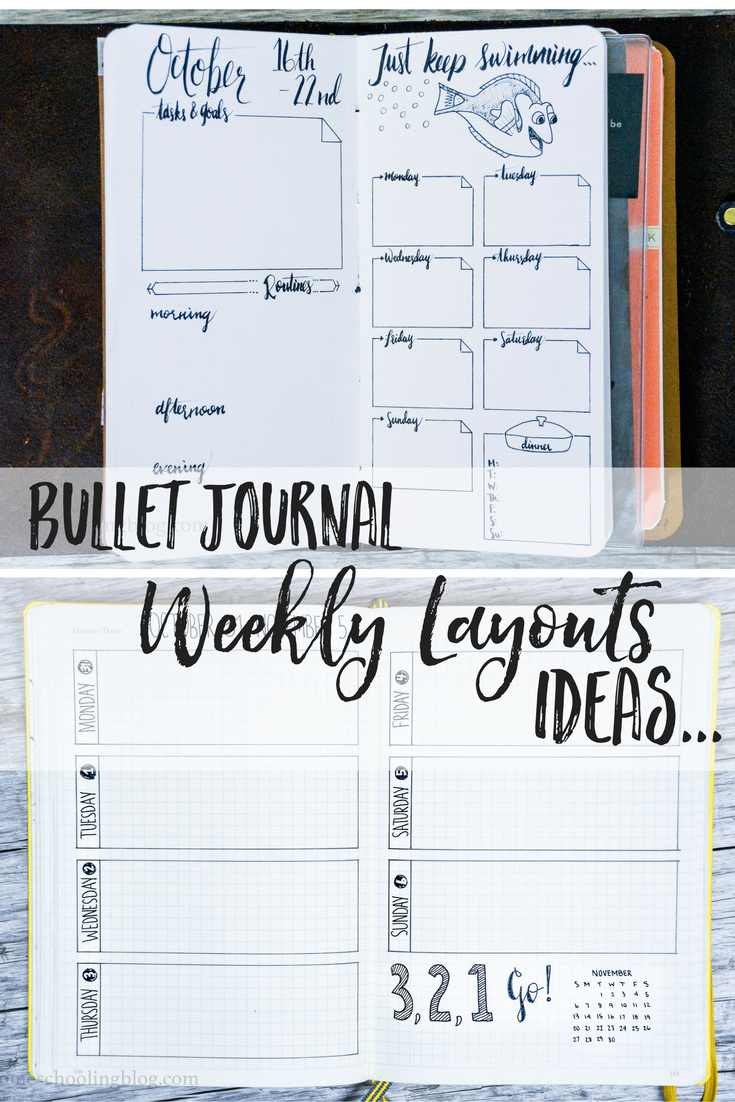 Bullet Journal Weekly Layout Ideas | bullet journal weekly spread | bullet journaling weekly | weekly layout ideas | weekly planner | bullet journal ideas | bullet journal inspiration | bullet journal weekly |