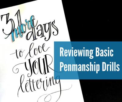 Brush Lettering for Beginners by Creativ Lei