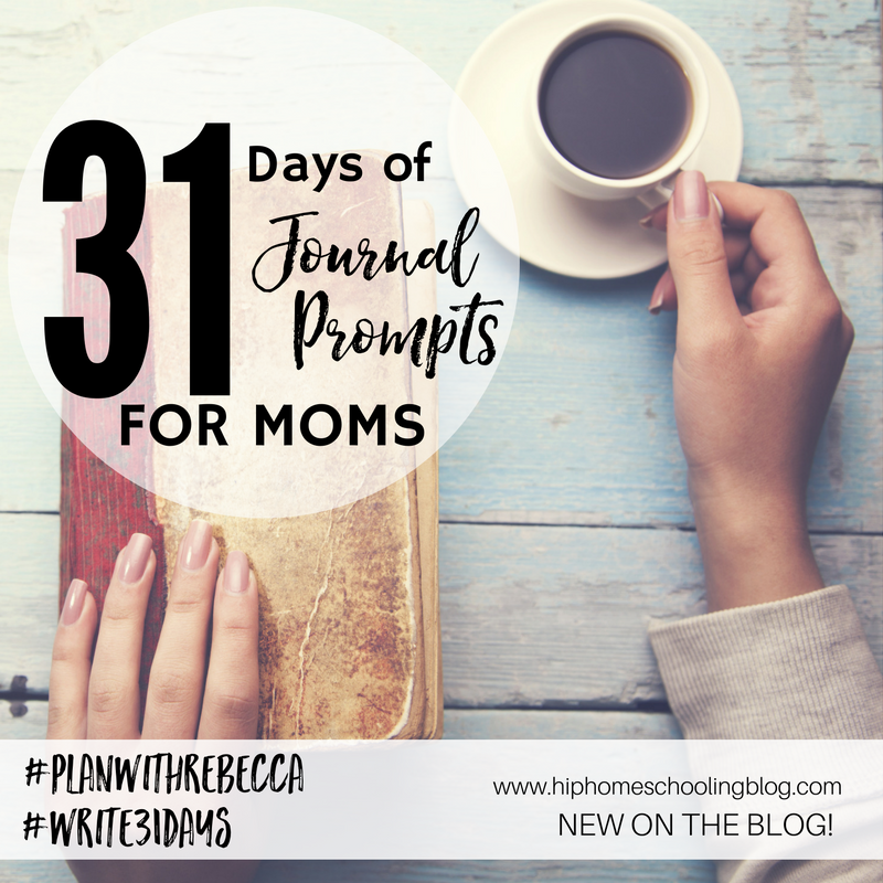 Journal Prompts for Moms