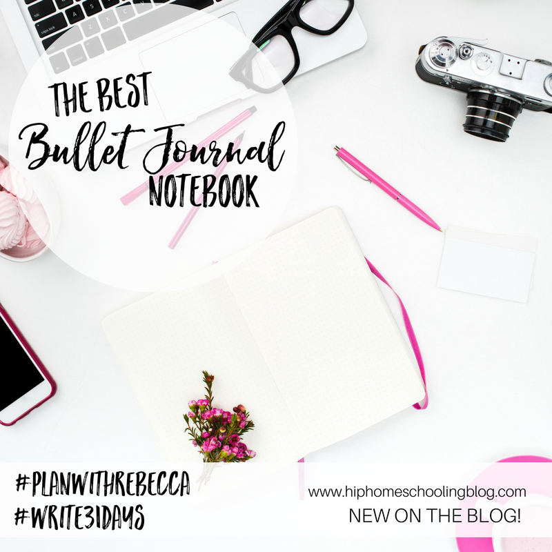 The Best Bullet Journal Notebook