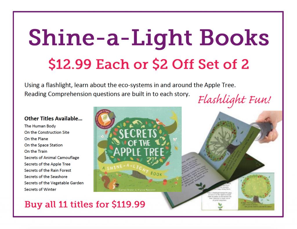 Shine-a-Light Books